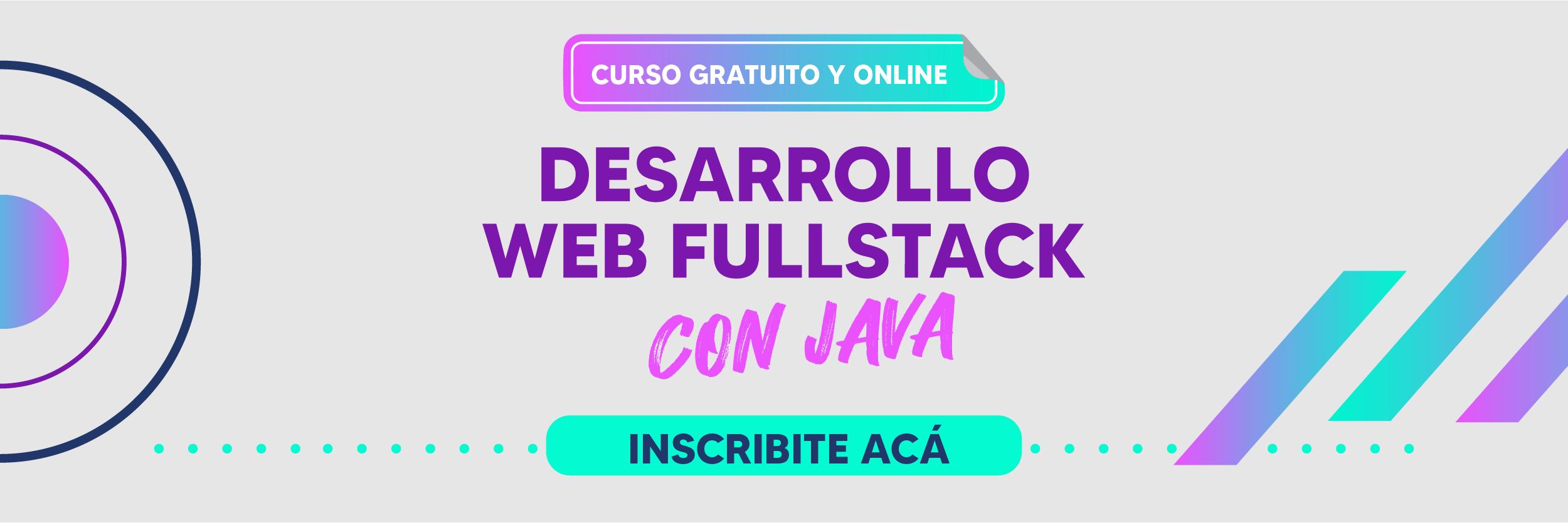 slider web JAVA